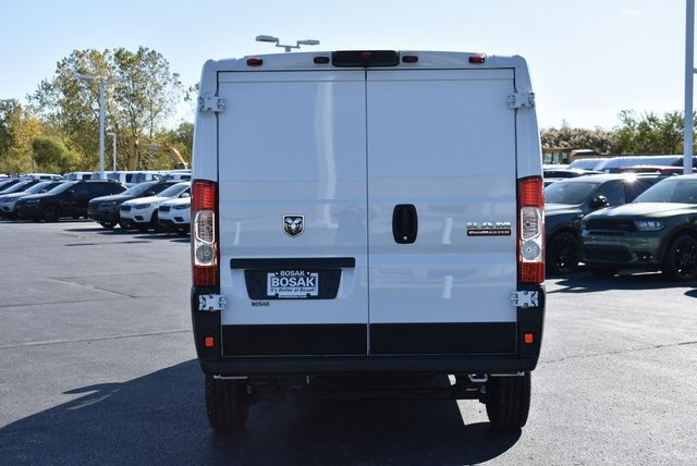 2019 ProMaster 1500 Standard Roof FWD, Empty Cargo Van #M191617 - photo 5