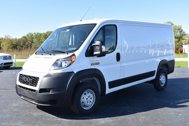 2019 ProMaster 1500 Standard Roof FWD, Empty Cargo Van #M191617 - photo 10