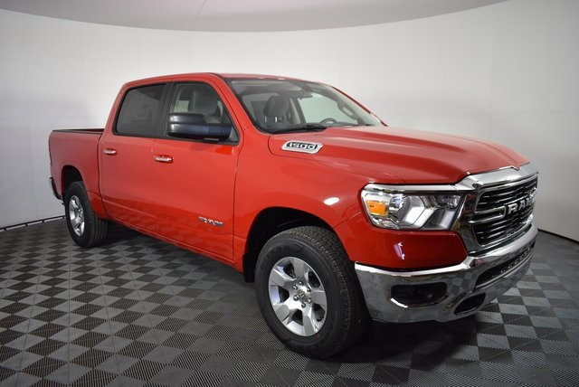 2019 Ram 1500 Crew Cab 4x4,  Pickup #M191620 - photo 7