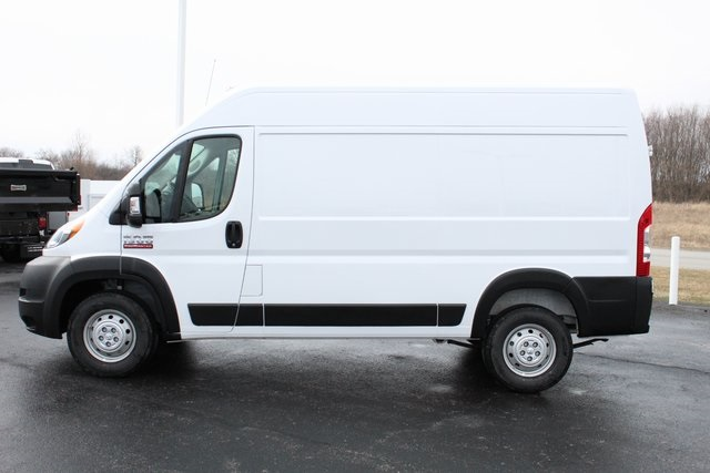2019 ProMaster 1500 High Roof FWD, Empty Cargo Van #M191623 - photo 3