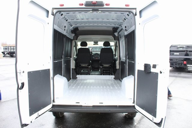 2019 ProMaster 1500 High Roof FWD, Empty Cargo Van #M191623 - photo 2