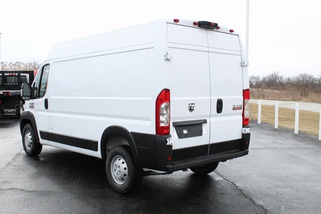 2019 ProMaster 1500 High Roof FWD, Empty Cargo Van #M191623 - photo 4