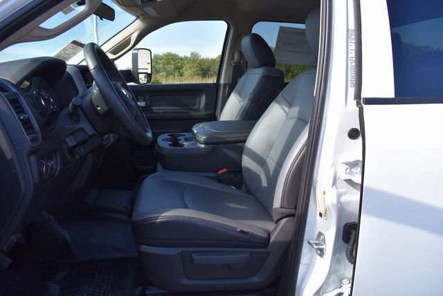 2019 Ram 5500 Crew Cab DRW 4x4, Reading Classic II Steel Service Body #M191645 - photo 11