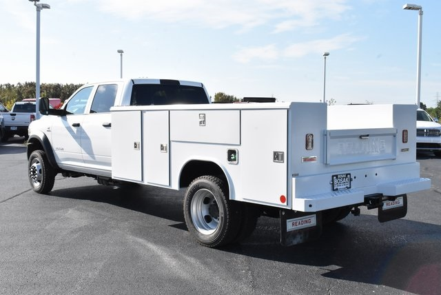 2019 Ram 5500 Crew Cab DRW 4x4,  Reading Service Body #M191645 - photo 1