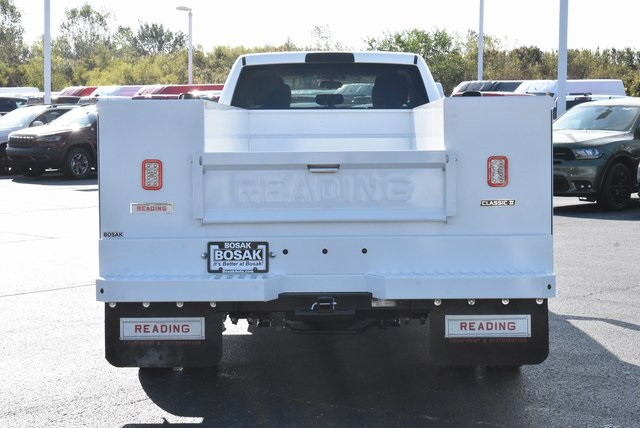 2019 Ram 5500 Crew Cab DRW 4x4, Reading Classic II Steel Service Body #M191645 - photo 4