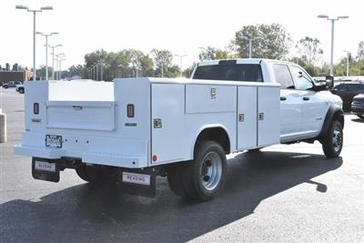 2019 Ram 5500 Crew Cab DRW 4x4, Reading Classic II Steel Service Body #M191645 - photo 5