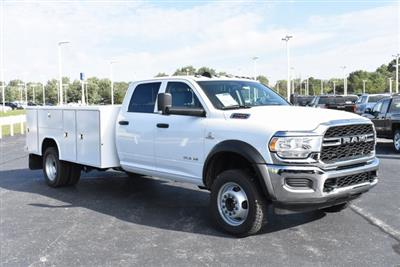 2019 Ram 5500 Crew Cab DRW 4x4, Reading Classic II Steel Service Body #M191645 - photo 7