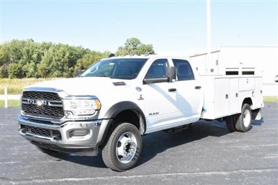 2019 Ram 5500 Crew Cab DRW 4x4, Reading Classic II Steel Service Body #M191645 - photo 9
