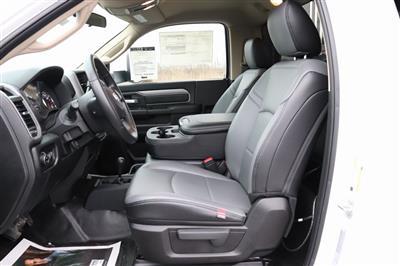 2019 Ram 3500 Regular Cab DRW 4x4, Imperial Dump Body #M191686 - photo 11