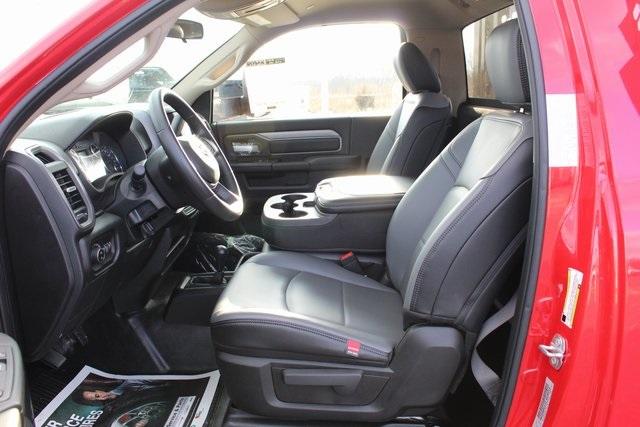 2019 Ram 3500 Regular Cab DRW 4x4, Knapheide Value-Master X Platform Body #M191687 - photo 11
