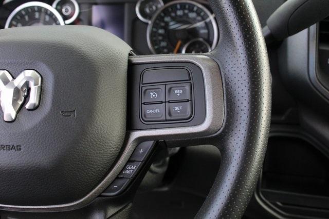 2019 Ram 3500 Regular Cab DRW 4x4, Knapheide Value-Master X Platform Body #M191687 - photo 15