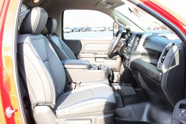 2019 Ram 3500 Regular Cab DRW 4x4, Knapheide Value-Master X Platform Body #M191687 - photo 25