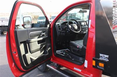 2019 Ram 3500 Regular Cab DRW 4x4, Knapheide Value-Master X Platform Body #M191687 - photo 9