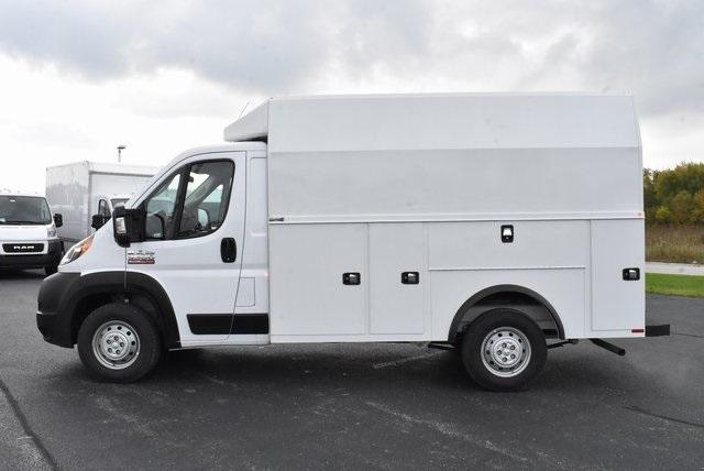 2019 ProMaster 3500 Standard Roof FWD, Knapheide KUV Service Utility Van #M191724 - photo 3