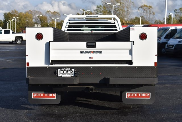 2019 Ram 3500 Regular Cab DRW 4x4, Duramag S Series Service Body #M191735 - photo 4