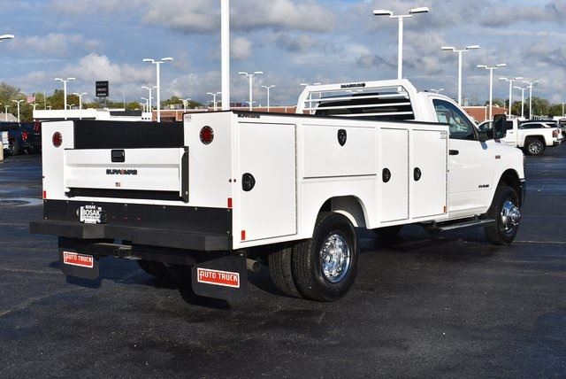 2019 Ram 3500 Regular Cab DRW 4x4, Duramag S Series Service Body #M191735 - photo 5