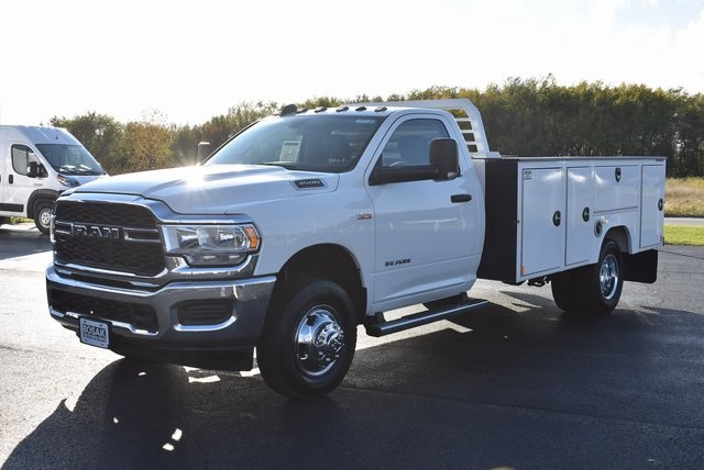 2019 Ram 3500 Regular Cab DRW 4x4, Duramag S Series Service Body #M191735 - photo 9