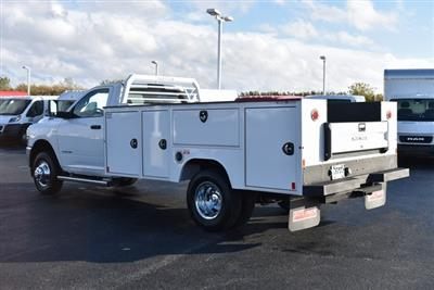 2019 Ram 3500 Regular Cab DRW 4x4, Duramag S Series Service Body #M191735 - photo 2