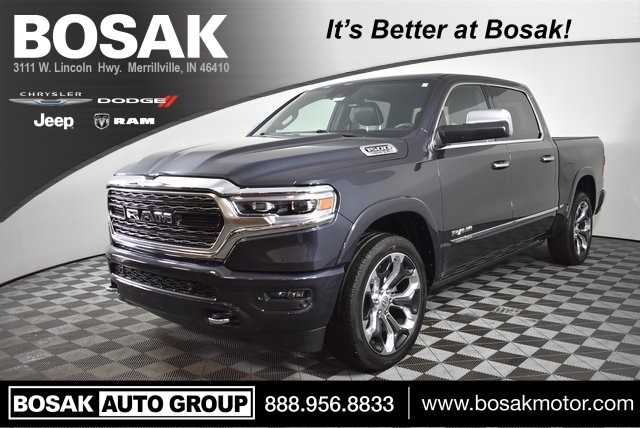 2019 Ram 1500 Crew Cab 4x4,  Pickup #M19178 - photo 1