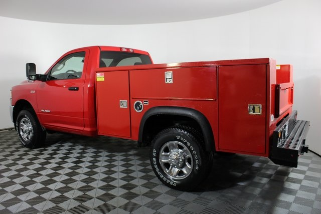 2019 Ram 2500 Regular Cab 4x4, Monroe Service Body #M191785 - photo 1