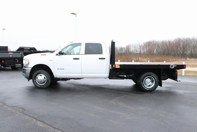 2019 Ram 3500 Crew Cab DRW 4x4, Monroe Work-A-Hauler II Platform Body #M191808 - photo 3