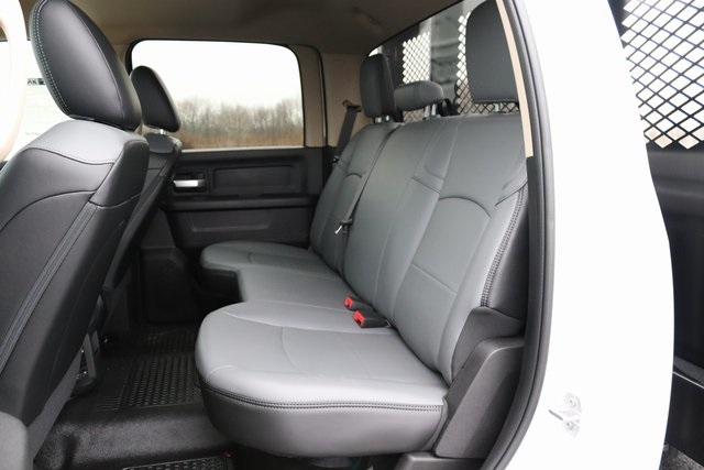 2019 Ram 3500 Crew Cab DRW 4x4, Monroe Work-A-Hauler II Platform Body #M191808 - photo 24