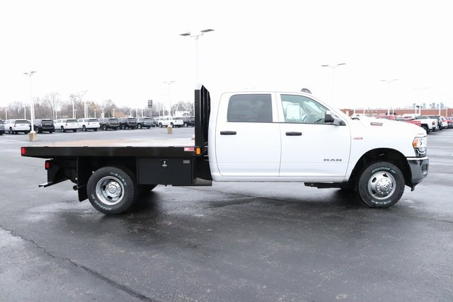 2019 Ram 3500 Crew Cab DRW 4x4, Monroe Work-A-Hauler II Platform Body #M191808 - photo 6