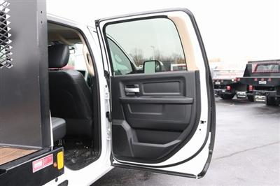 2019 Ram 3500 Crew Cab DRW 4x4, Monroe Work-A-Hauler II Platform Body #M191808 - photo 28