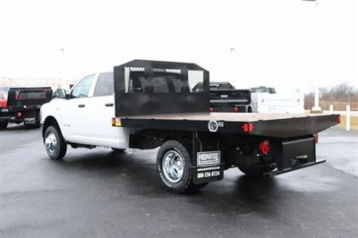 2019 Ram 3500 Crew Cab DRW 4x4, Monroe Work-A-Hauler II Platform Body #M191808 - photo 2