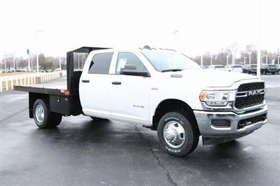 2019 Ram 3500 Crew Cab DRW 4x4, Monroe Work-A-Hauler II Platform Body #M191808 - photo 7
