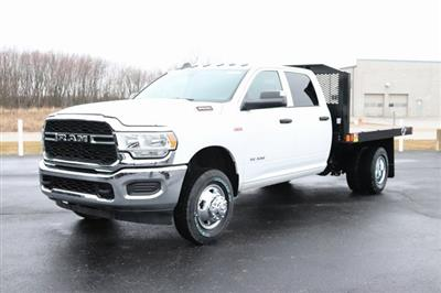 2019 Ram 3500 Crew Cab DRW 4x4, Monroe Work-A-Hauler II Platform Body #M191808 - photo 9