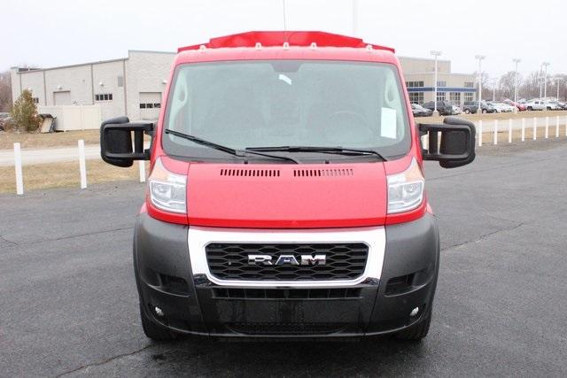 2019 ProMaster 3500 Standard Roof FWD, Knapheide KUV Service Utility Van #M191809 - photo 8