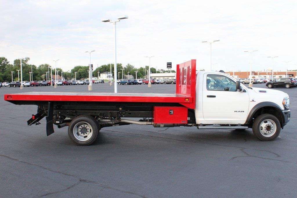 2019 Ram 5500 Regular Cab DRW 4x4, Knapheide Value-Master X Platform Body #M191833 - photo 6