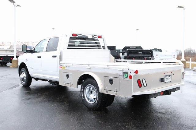 2019 Ram 3500 Crew Cab DRW 4x4, Monroe Platform Body #M191837 - photo 1