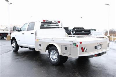 2019 Ram 3500 Crew Cab DRW 4x4, Monroe Tow 'N Haul Gooseneck Platform Body #M191837 - photo 2
