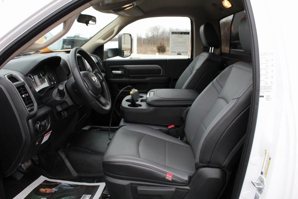 2019 Ram 3500 Regular Cab DRW 4x2, Monroe MTE-Zee Dump Body #M191840 - photo 12