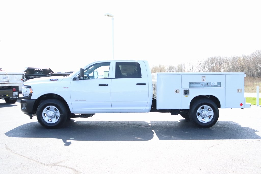 2019 Ram 2500 Crew Cab 4x2, Reading SL Service Body #M191847 - photo 3