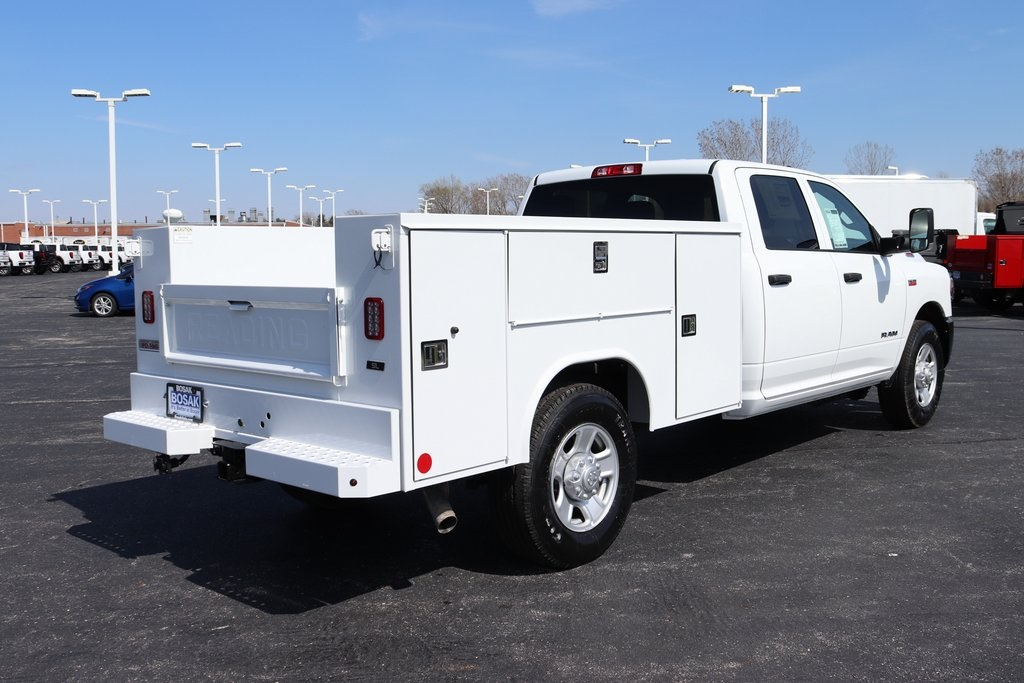 2019 Ram 2500 Crew Cab 4x2, Reading SL Service Body #M191847 - photo 5