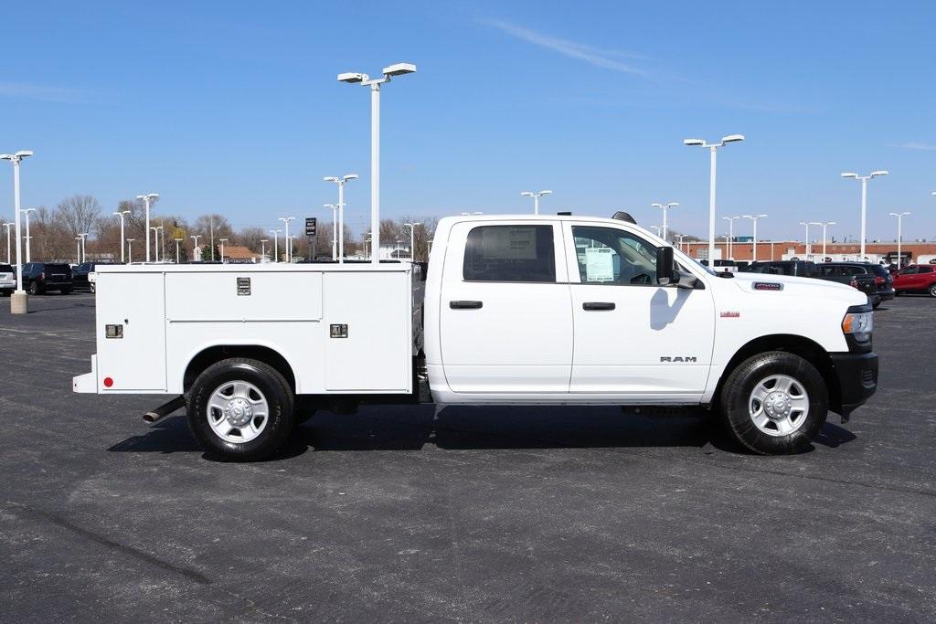 2019 Ram 2500 Crew Cab 4x2, Reading SL Service Body #M191847 - photo 6