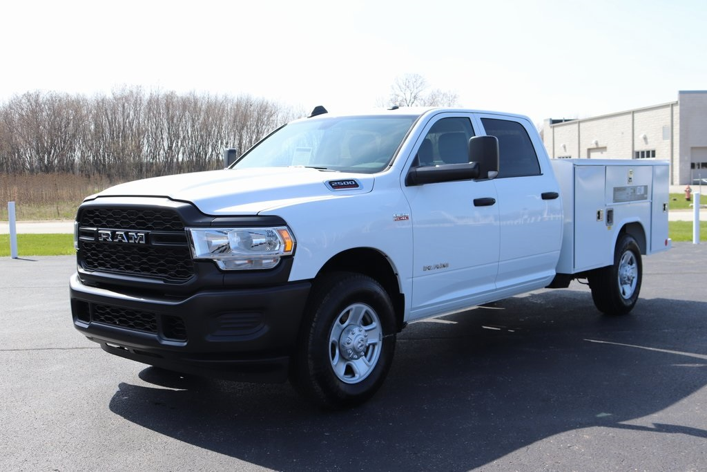 2019 Ram 2500 Crew Cab 4x2, Reading SL Service Body #M191847 - photo 9