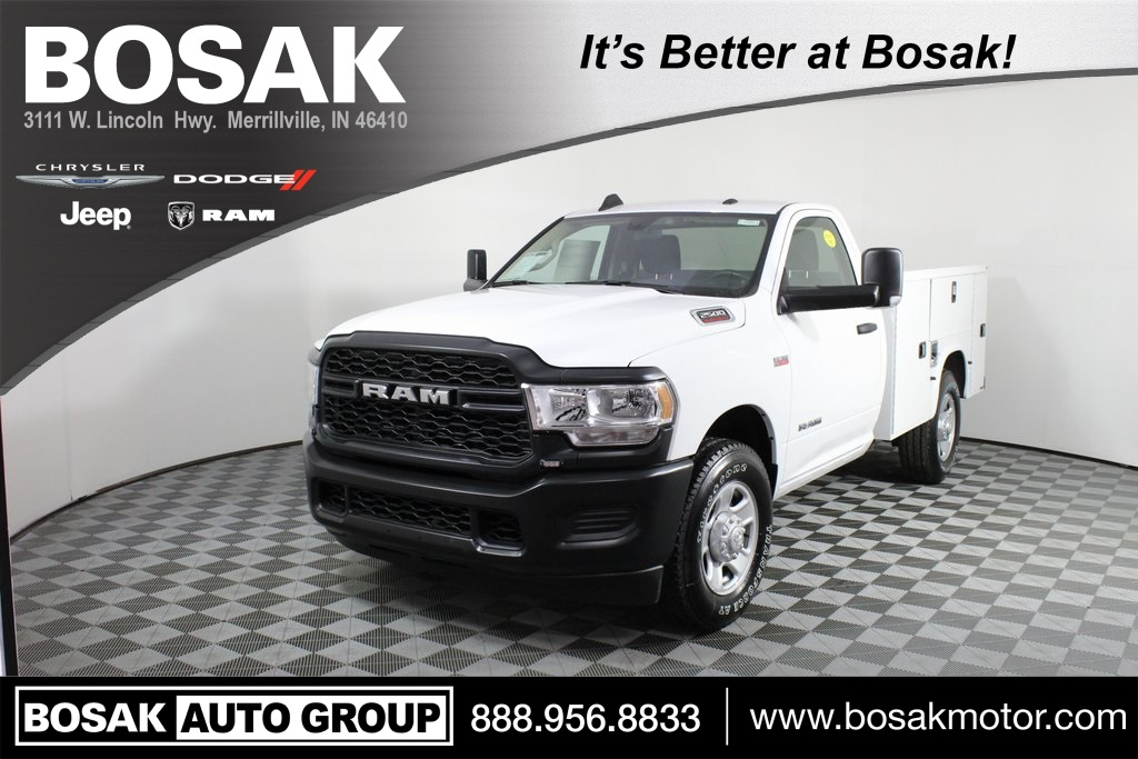 2019 Ram 2500 Regular Cab 4x2, Knapheide Service Body #M191849 - photo 1