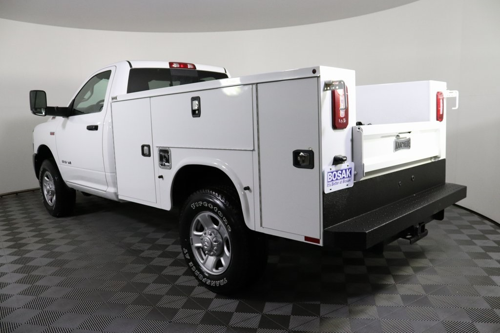 2019 Ram 2500 Regular Cab 4x4, Knapheide Service Body #M191857 - photo 1