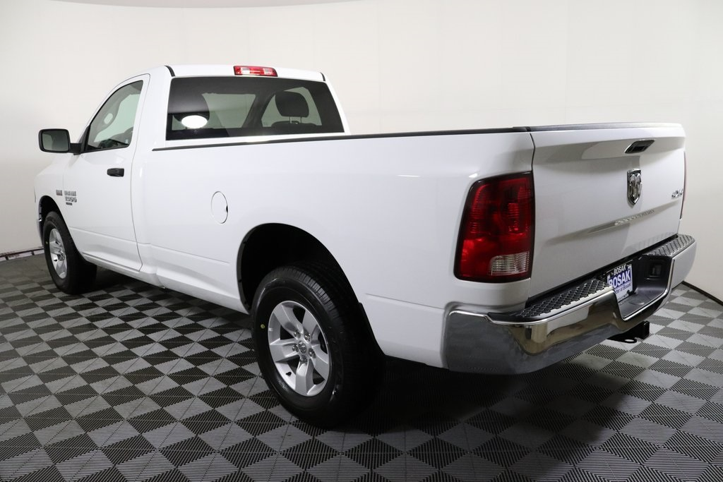 2019 Ram 1500 Regular Cab 4x4, Pickup #M191861 - photo 2