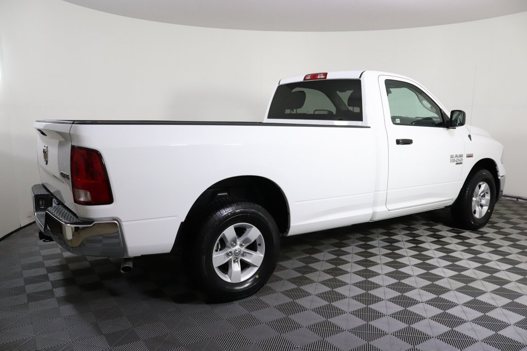 2019 Ram 1500 Regular Cab 4x4, Pickup #M191861 - photo 4