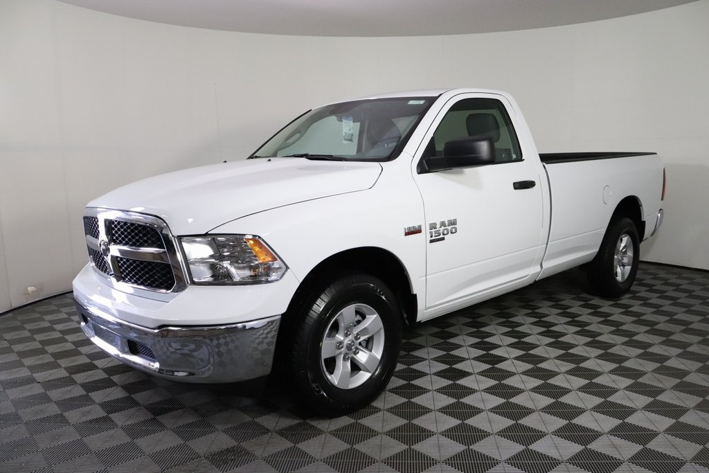 2019 Ram 1500 Regular Cab 4x4, Pickup #M191861 - photo 7