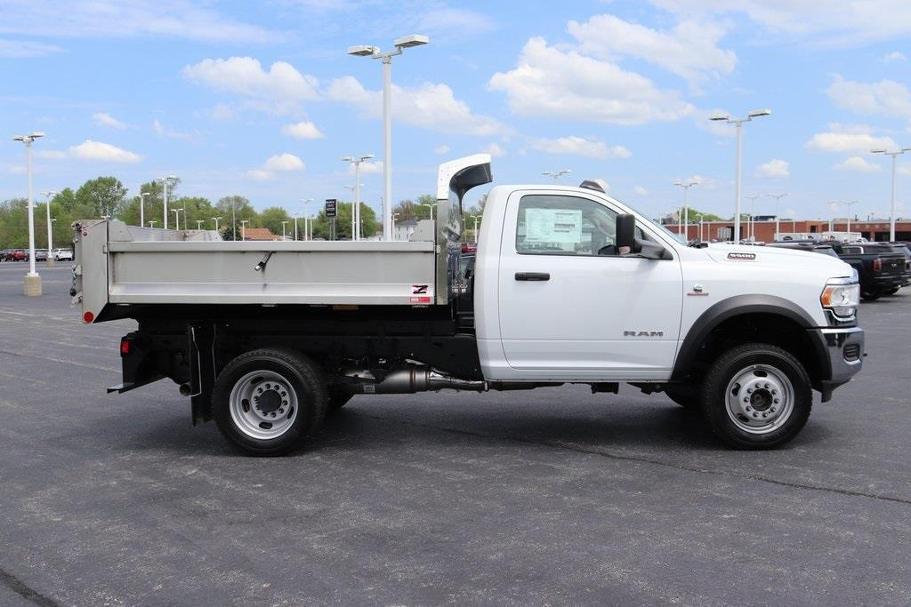 2019 Ram 5500 Regular Cab DRW 4x4, Monroe MTE-Zee SST Series Dump Body #M191862 - photo 6