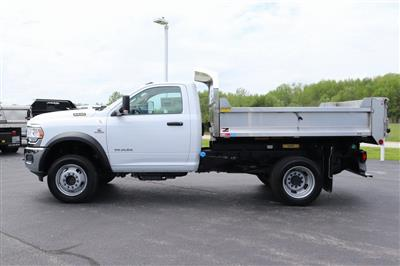 2019 Ram 5500 Regular Cab DRW 4x4, Monroe MTE-Zee SST Series Dump Body #M191862 - photo 3