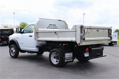 2019 Ram 5500 Regular Cab DRW 4x4, Monroe MTE-Zee SST Series Dump Body #M191862 - photo 2