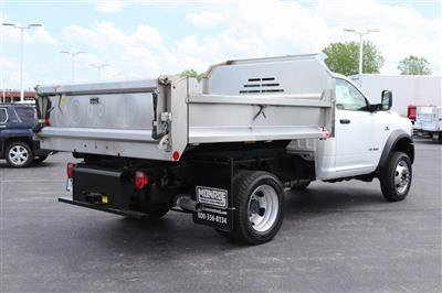 2019 Ram 5500 Regular Cab DRW 4x4, Monroe MTE-Zee SST Series Dump Body #M191862 - photo 5