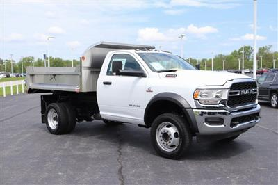 2019 Ram 5500 Regular Cab DRW 4x4, Monroe MTE-Zee SST Series Dump Body #M191862 - photo 7